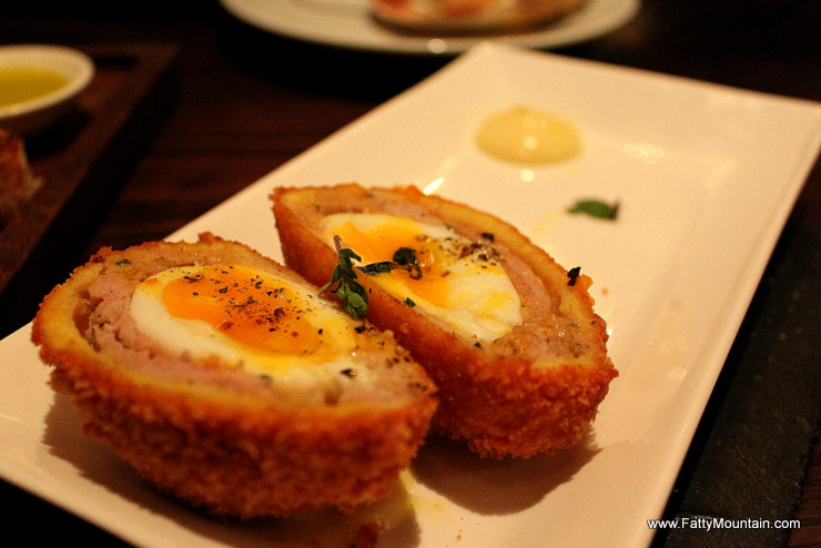 Italian Scotch egg