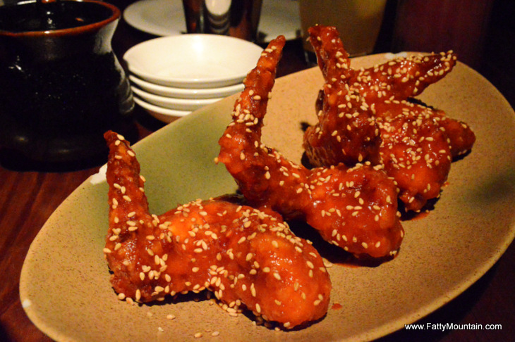 KOREAN FRIED WINGS