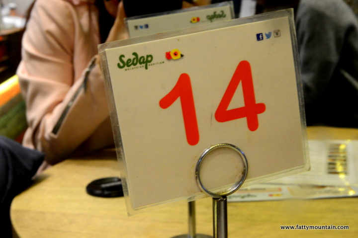 Our order number