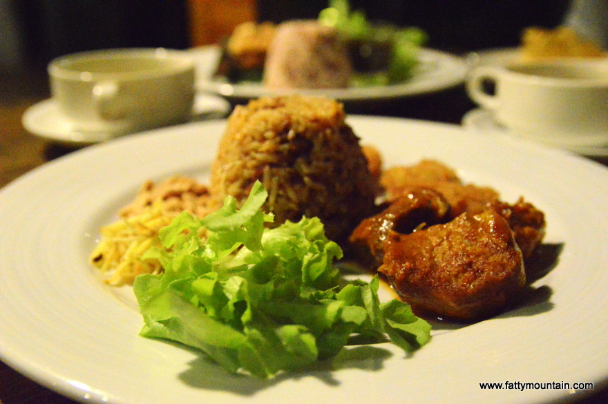 Northern Style Pork with Curry Rice