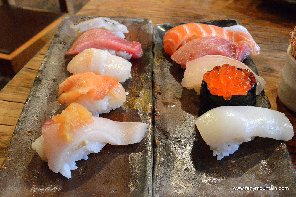 Omakase -Number2 & 4 (Second & Fourth Plate)