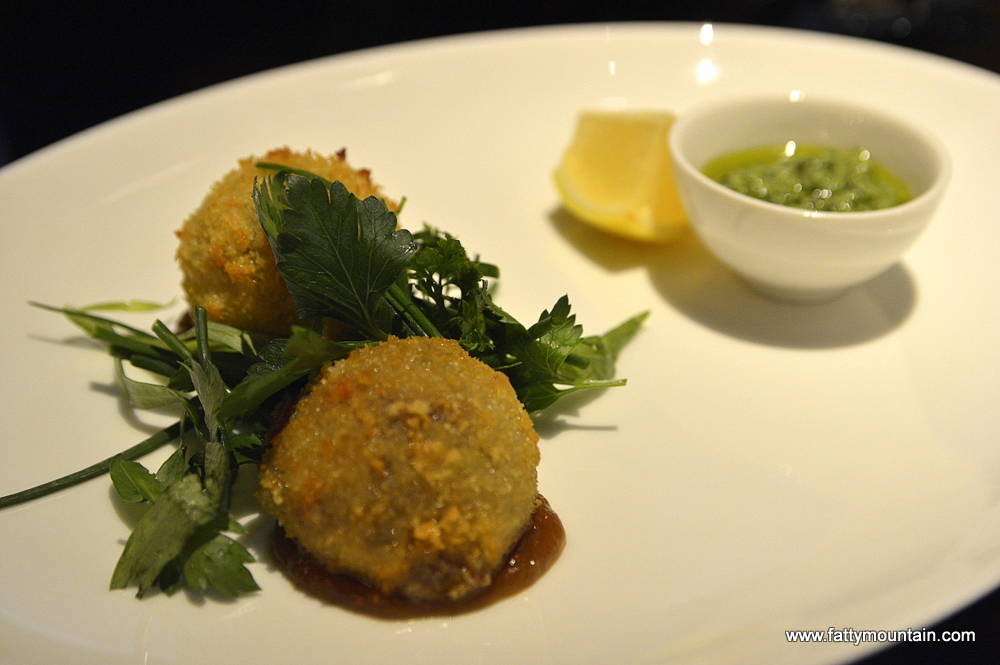 Wagyu Croquette